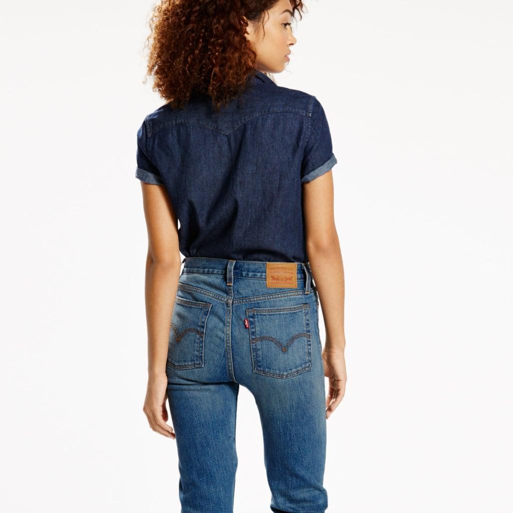 76663e0c Levi's Wedgie Jeans | POPSUGAR Fashion