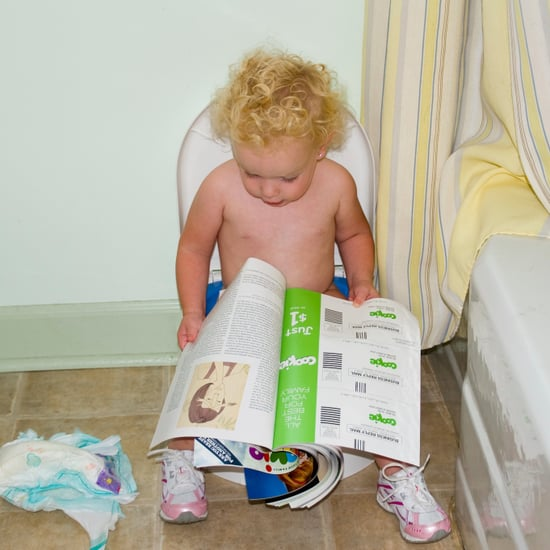 Things to Do Before Potty-Training