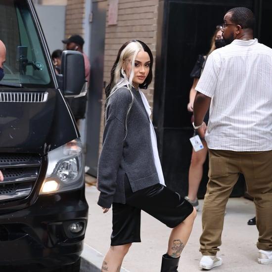 See Kehlani's Best New York Fashion Week Street Style | 2021