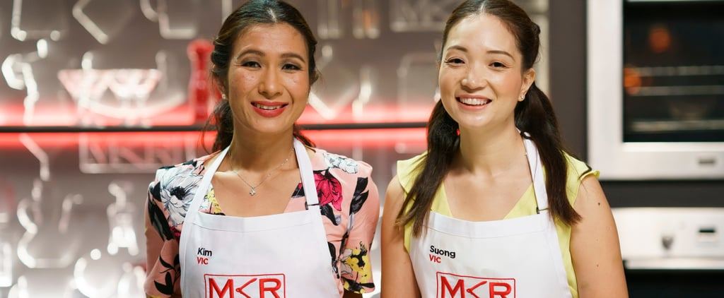 Kim and Suong Interview My Kitchen Rules 2018