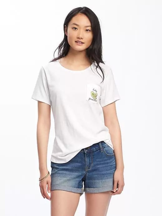 Old Navy Avocado T-Shirt ($15)