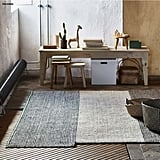 This flat-woven rug is a classic — and reasonably priced at $129, considering its size.