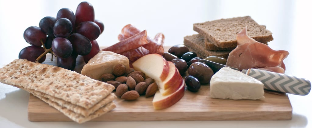 Your Afternoon Snack Gets a High-Class Makeover With This Mini Cheese Platter