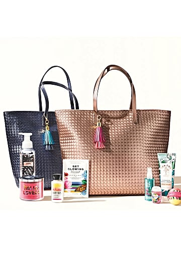 Bath & Body Works Mother's Day Tote Bags 2018