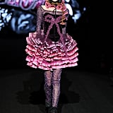 Fall 2011 New York Fashion Week: Betsey Johnson