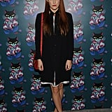 Riley Keough in Miu Miu