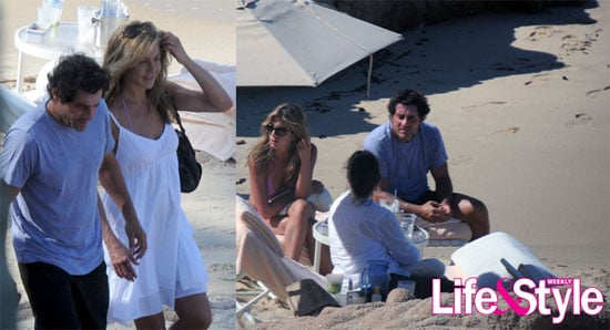 Bikini Photos of Jennifer Aniston in Cabo San Lucas, Mexico