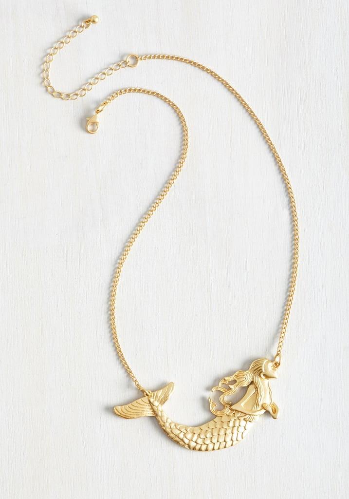 Siren Majority Necklace ($20)