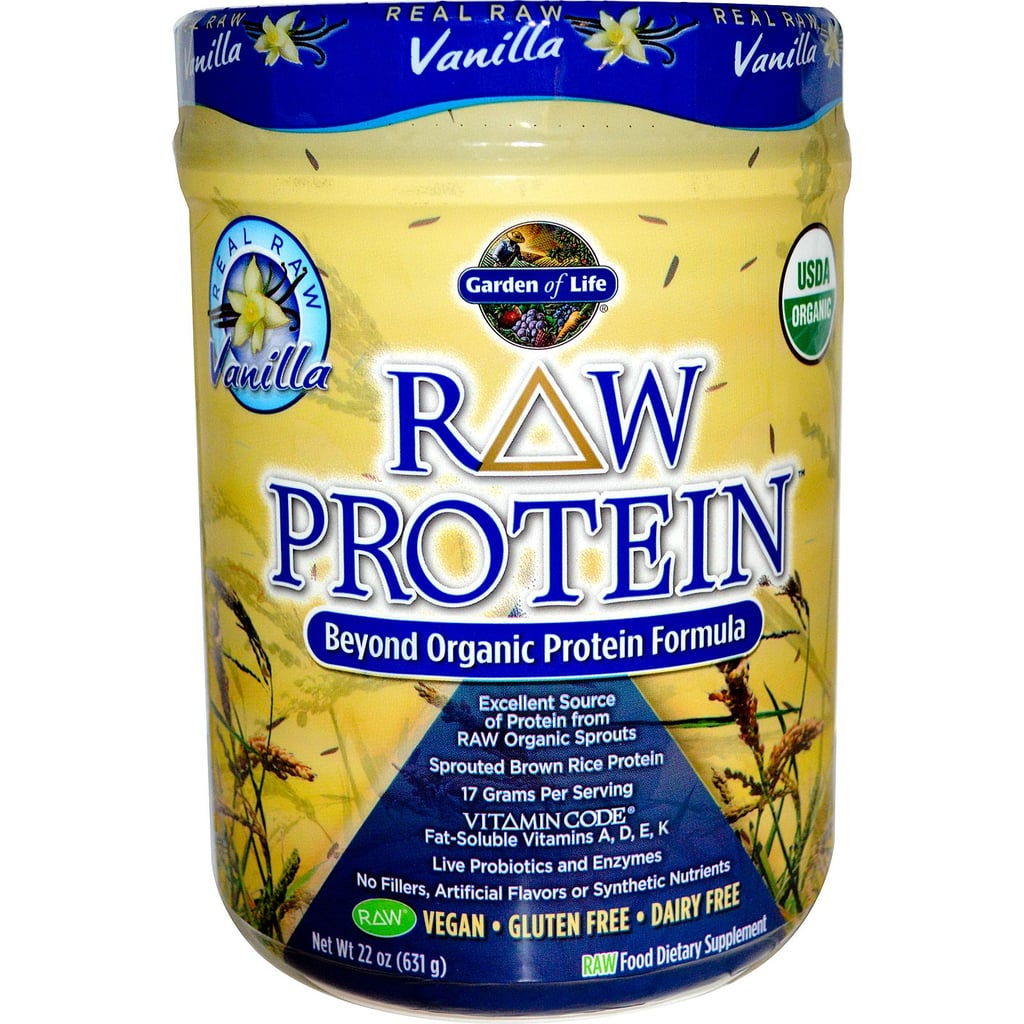 Garden Of Life Raw Protein Vanilla | Plant Based Protein Powder Comparison  | POPSUGAR Fitness Photo 11