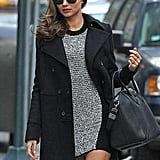 Miranda Kerr Wearing Thigh-High Boots in NYC | Pictures