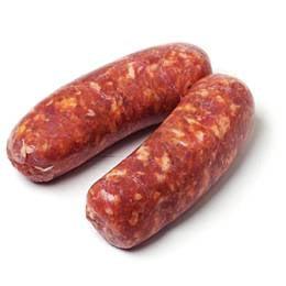 Italian Sausage Kebabs