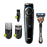 Braun BT3240 Mens Rechargeable 39-Setting Electric Trimmer