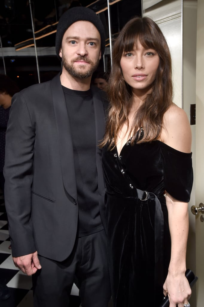 """Justin Timberlake and his wife, Jessica Biel, hit the town together in LA on Thursday night. The couple popped up at W magazine's Golden Globes preparty that celebrated its Best Performances issue cover stars, including Emma Stone, Natalie Portman, Mahershala Ali, Ruth Negga, and Amy Adams, who were all in attendance. Justin and Jessica's fun night out comes just a couple days after they were spotted showing PDA at the Staples Center; on Tuesday, the pair watched the LA Lakers play the Memphis Grizzlies (of which Justin is a minority owner), and Jessica playfully danced on her superstar husband in their private lounge. Justin is set to attend the Golden Globes on Sunday, where his hit """"Can't Stop the Feeling"""" is nominated for best song — he's also rumoured to be joining his BFF, host Jimmy Fallon, on stage for the opening number.       Related:                                                                                                           Justin Timberlake and Jessica Biel Look Damn Good at the Critics' Choice Awards"""