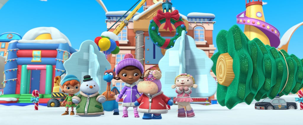 Doc McStuffins Christmas Special on Disney Junior Dec. 2018