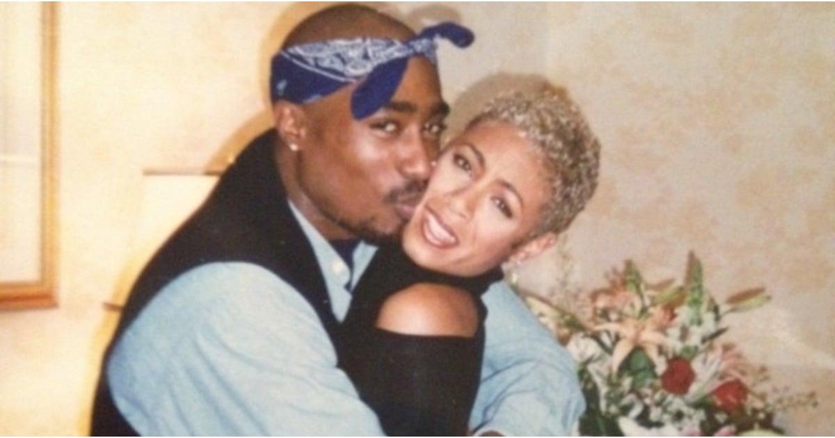 Did Jada Pinkett Smith Date Tupac Shakur Popsugar Celebrity
