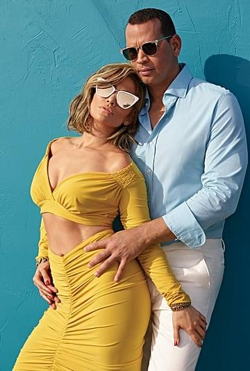Jennifer Lopez and Alex Rodriguez Quay Sunglasses Collection