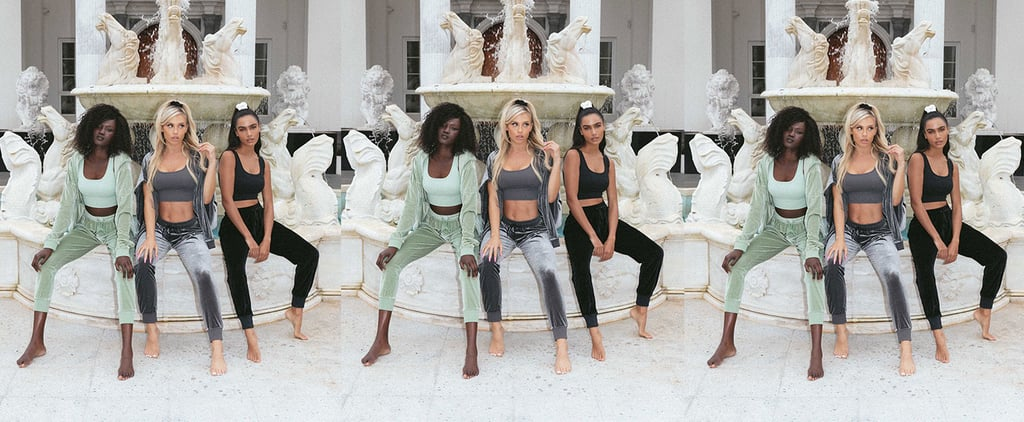 Tammy Hembrow's Saski Velour Collection Details