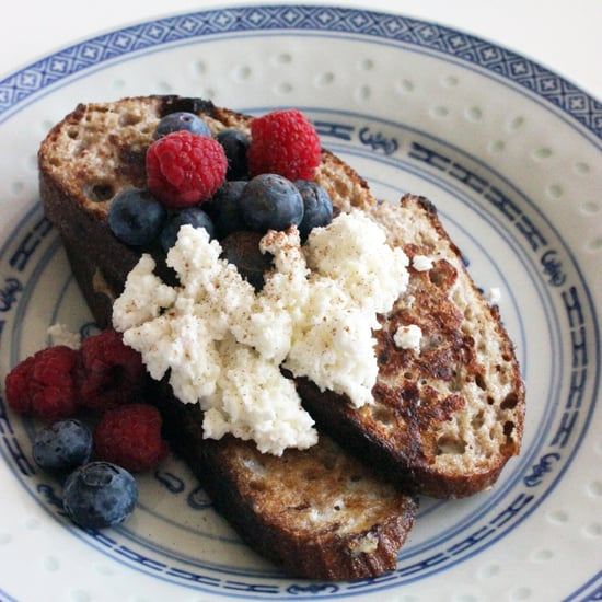 Harley Pasternak Healthy Quick And Easy French Toast Recipe