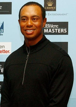 What should Tiger Woods do now that he has been released from rehab?