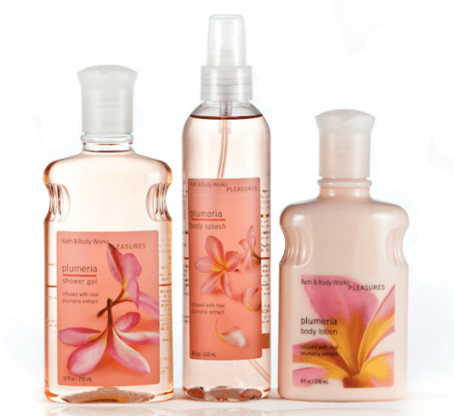 Bath and body works plumeria scent 39 90s girls popsugar for Bath and body works discontinued scents 2017
