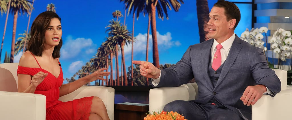 Jenna Dewan on The Ellen DeGeneres Show Video 2019
