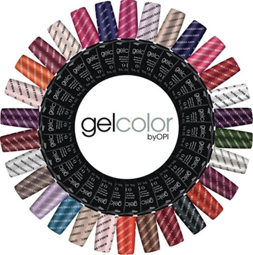 Review And Lowdown Onf Cnd Shellac Opi Gelcolor And Orly Gelfx