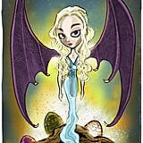 """Mother of Dragons,"" Len Peralta"