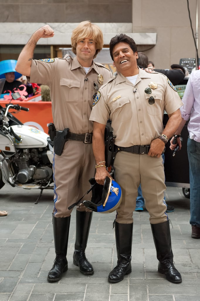 Carson Daly Halloween Costume 2020 Carson Daly and Erik Estrada | 100+ of the Best Celebrity