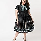 Plus-Size Narcissa Swing Dress