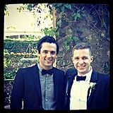 Stephen Colletti and Trey Phillips