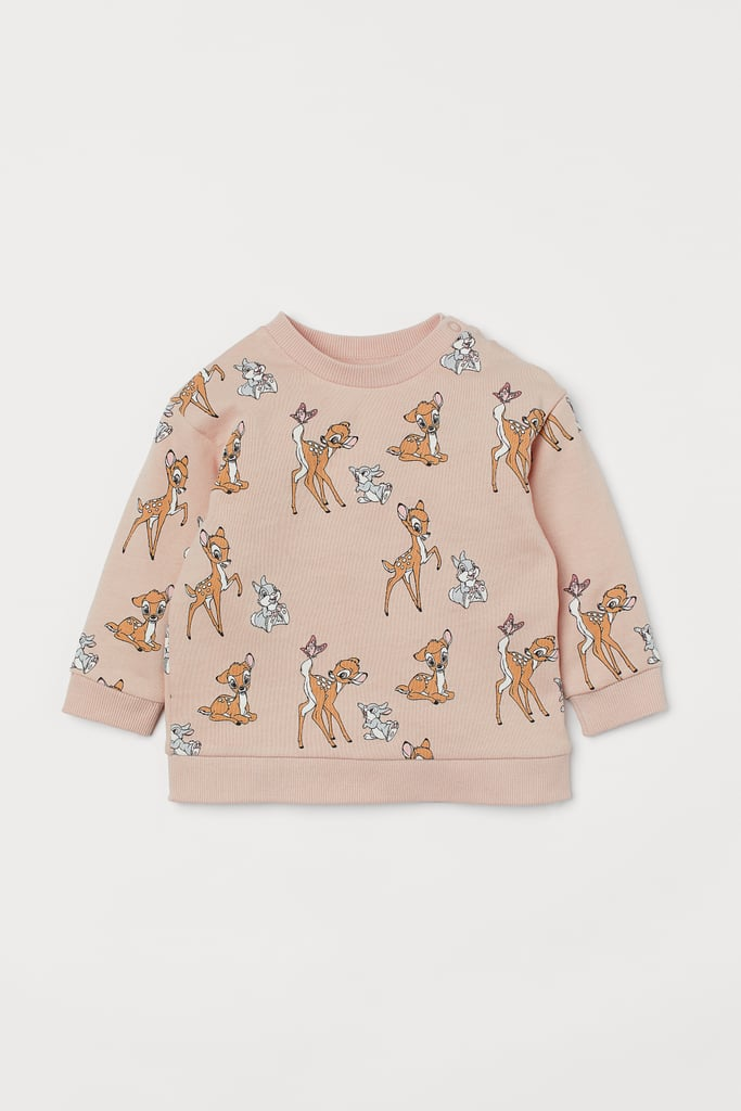 The Printed Sweatshirt