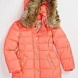 Juicy Couture Faux-Fur Puffer Jacket