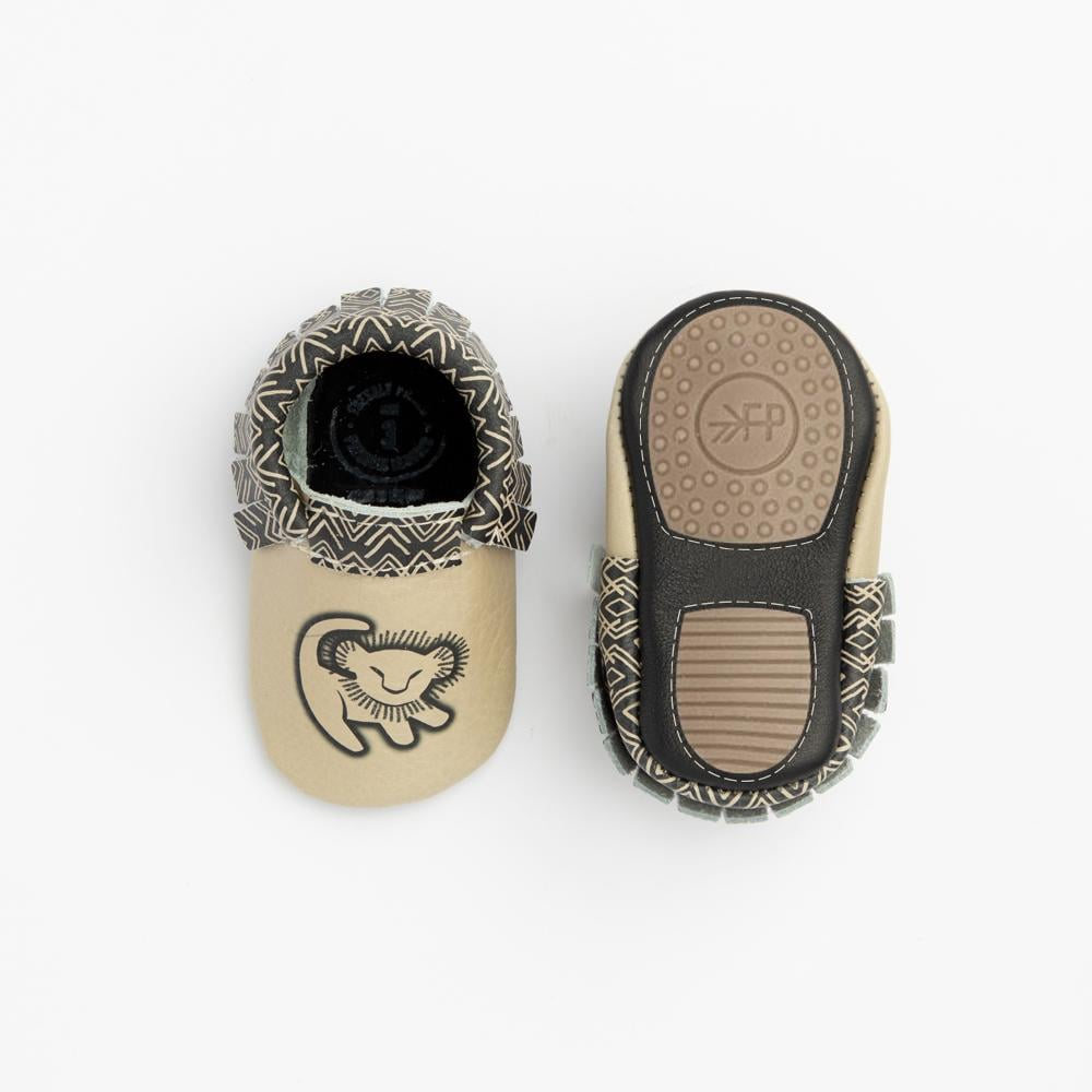 Born Wild Mini Sole The Lion King Moccasins