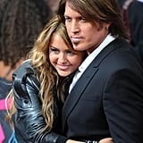 Miley Cyrus and Billy Ray Cyrus's Cutest Moments