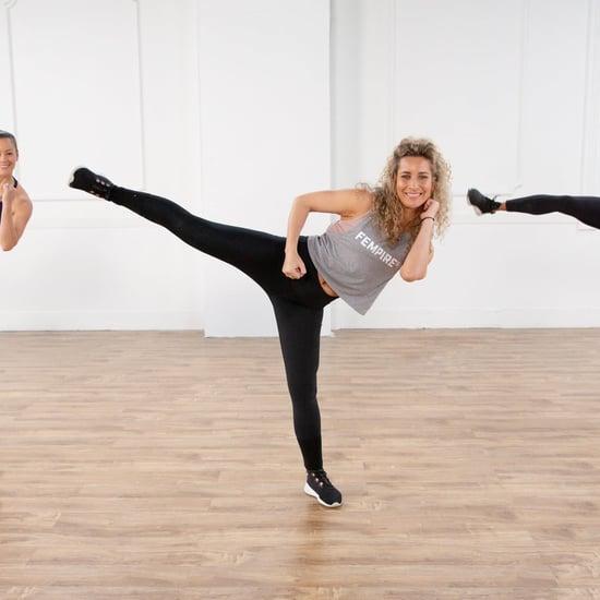 Live Workouts on POPSUGAR Fitness's Instagram, Week of 10/5