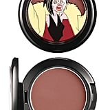 MAC Cosmetics x Venomous Villains: Cruella Powder Blush in Darkly My Dear