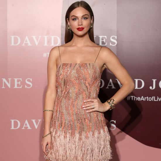 Celebrities At David Jones Autumn Winter Fashion Launch 2019