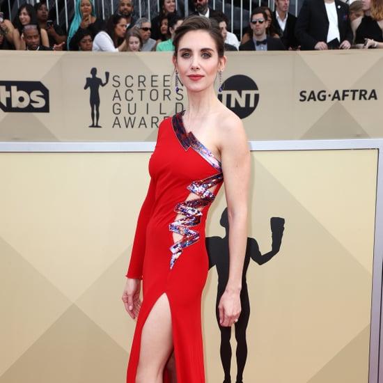 SAG Awards Sexiest Dresses