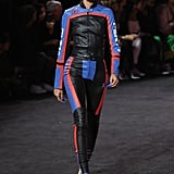 And Joan Smalls, Who Rocked This Leather Combo