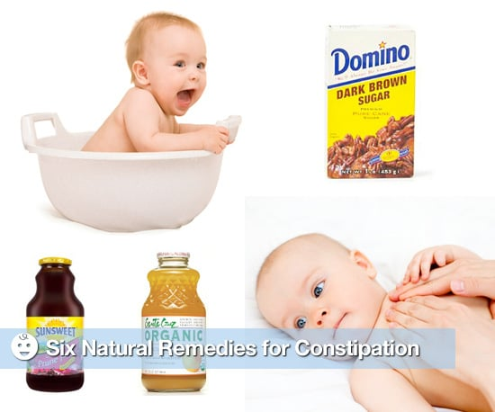 Natural Remedies To Baby Constipation