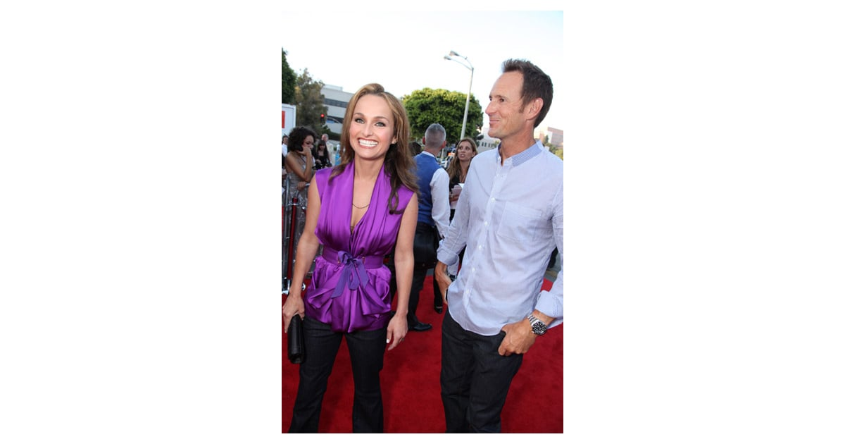 Giada And Her Anthropologie Designer Hubby Todd Thompson