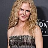 Nicole Kidman With Blond Beach Waves in 2018