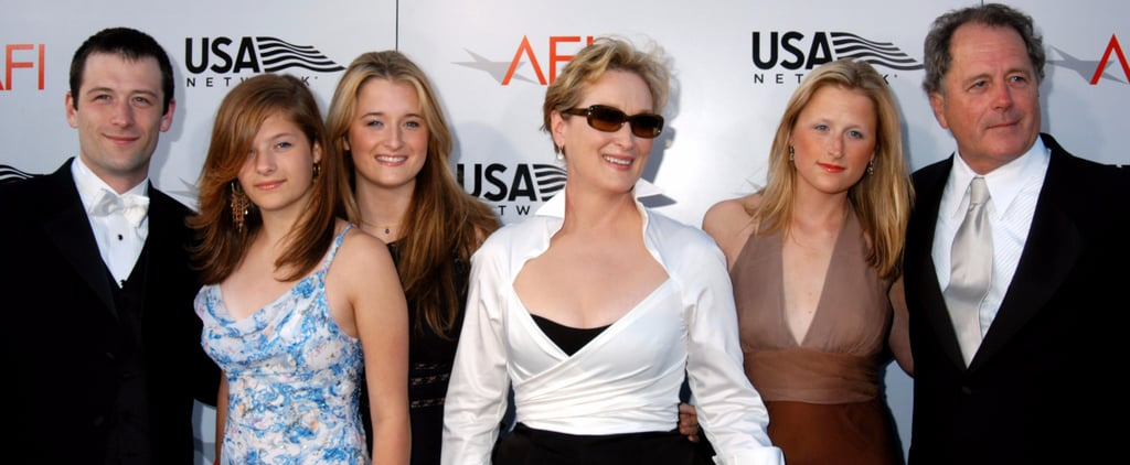 Meryl Streep and Don Gummer's Family Pictures