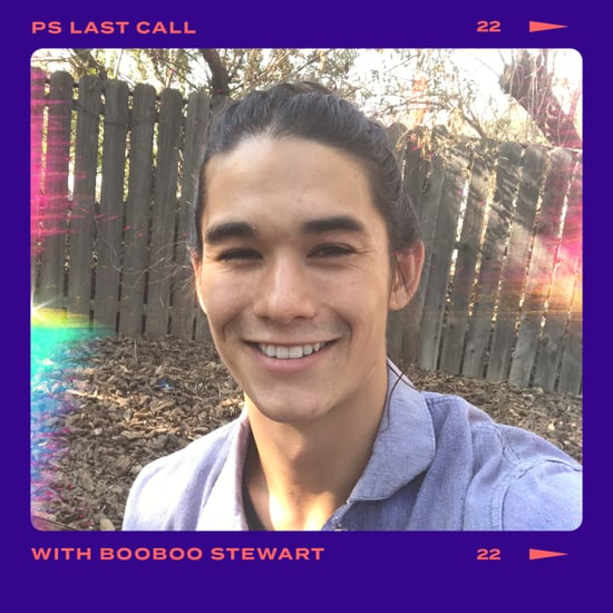 Booboo Stewart Interview About Let Him Go