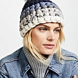 Mischa Lampert Striped Beanie