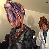 Dreadlocks at Marc Jacobs Spring