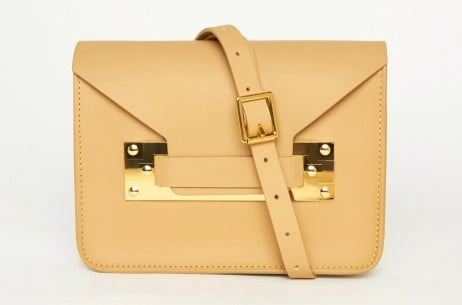 Sophie Hulme Mini Envelope Bag ($460)