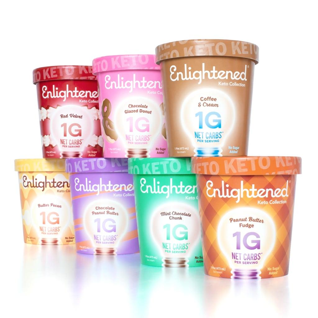 Enlightened Ice Cream Keto Collection