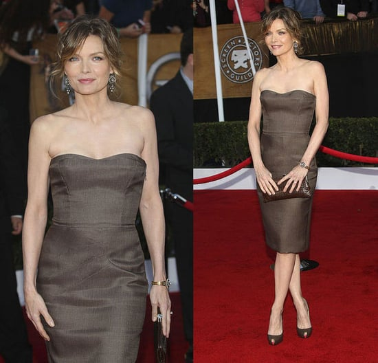 Screen Actors Guild Awards: Michelle Pfeiffer