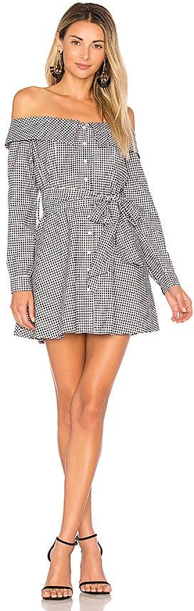 L'Academie x Revolve Jann Button-Up Dress